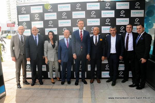 Derya Klima Siemens Mağazası Açıldı