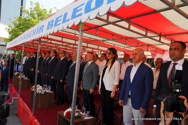 Mersin'de Ahilik Haftası Kutlamaları Başladı
