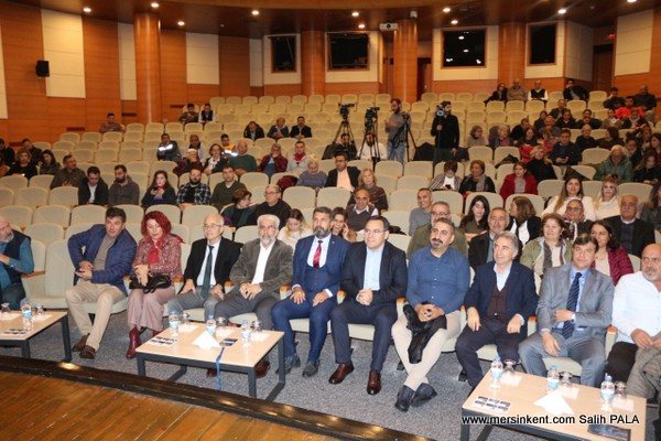 Mersin'de Sorunlar, Öneriler ve Medyanın Yaklaşımı Paneli Düzenlendi