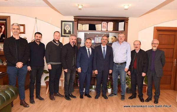 Tarsus Belediyesi ile MMO Mersin Şubesi İşbirliği Protokolü İmzalandı