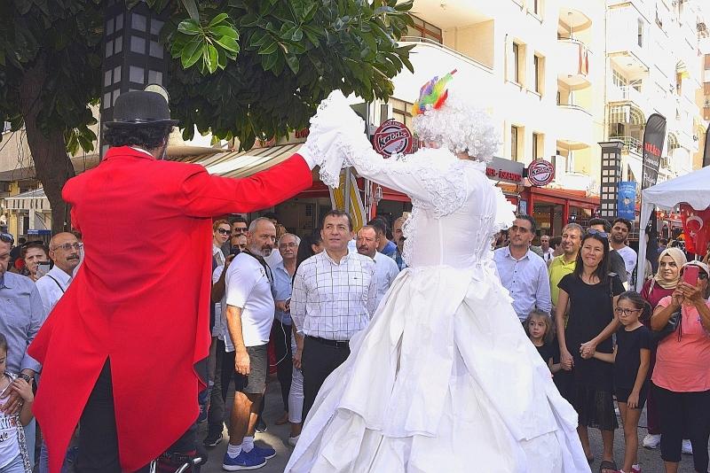 Yenişehir'de Sokak Şarkıcıları Festivali